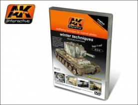Winter Weathering Techniques DVD