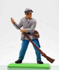Britains Deetail Confederate Loading Musket