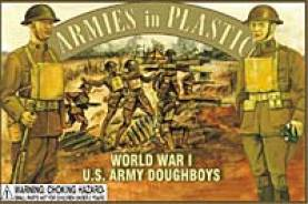 WWI US Army Doughboys- Reissue with new poses