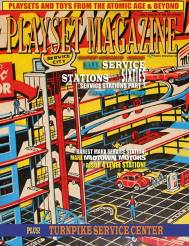 Playset Magazine Issue # 69- Service Stations Part 3