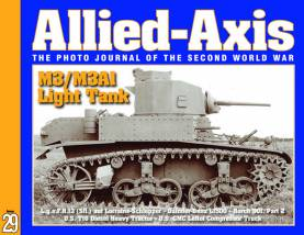 Allied-Axis 29: Photo Journal of WWII