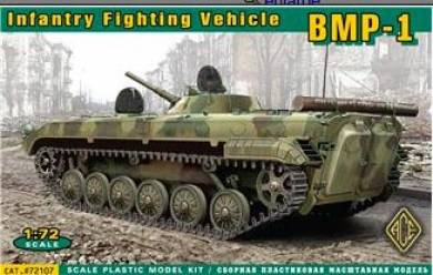 BMP-1 Soviet Infantry Fighting Vehicle (Reissue)