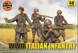 WWII Italian Infantry Support Group