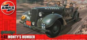 Monty's Humber Snipe Staff Car