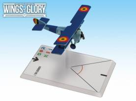 Wings Of Glory WWI Miniatures: Hanriot HD.1 (Coppens)