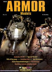 Armor Models-Panzer Aces Magazine Issue 32