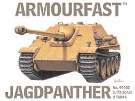 WWII Jagdpanther Tank