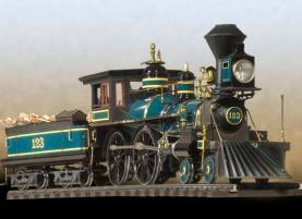 American 440 Locomotive- Special Order Only