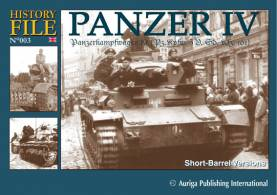 History File 3: Panzer IV Short Barrel Versions