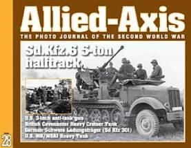 Allied-Axis 28: Photo Journal of WWII