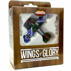 Wings Of Glory WWI Miniatures: Fokker Dr.1 (von Richthofen)