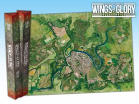 Wings of Glory: Game Mat - City