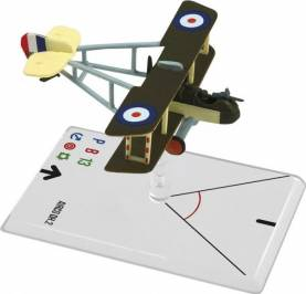 Wings Of Glory WWI Miniatures: Airco DH.2 (Hawker )