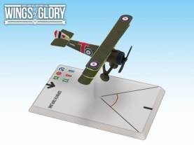 Wings Of Glory WWI Miniatures: Sopwith Triplane (Little)