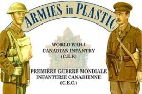 WWI - Canadian Expeditionary Force Infantry