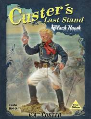 Custers Last Stand- George Armstrong Custer