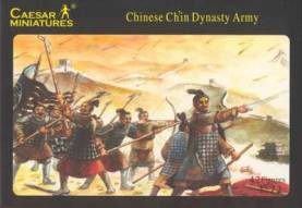 Ancient Chinese Army, Ch'in Dynasty