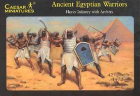 Ancient Egyptian Warriors