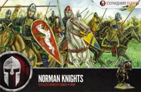 Norman Knights - Mounted