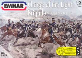 Crimean War Charge of the Light Brigade