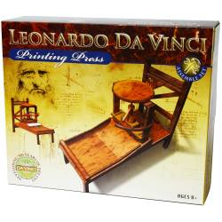 DaVinci Printing Press Kit