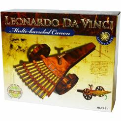 DaVinci Multi-Barreled Cannon Kit