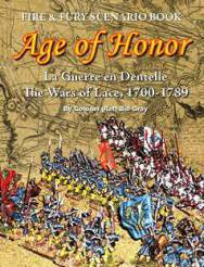 Age of Honor The Lace Wars 1700-1789 - Age of Eagles Expansion Module