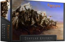 FireForge Games - Templar Knights 12 Figures