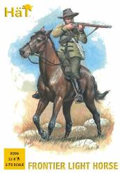 Colonial Wars Frontier Light Horse