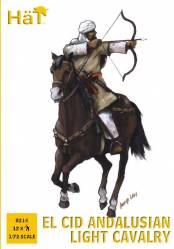 Ancient El Cid Andalusian Light Cavalry