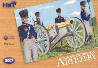 Napoleonic Prussian Artillery