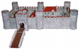 Castle - Deluxe Six Section Model