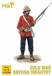 Colonial Wars British Infanty