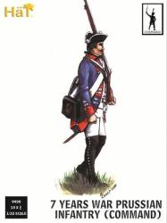 Napoleonic 7 Years War Prussian Infantry Command- 18 figures
