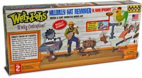 Weird-Ohs Hillbilly Hat Remover & Back Brusher