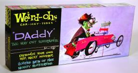 Weird-Ohs Model: Daddy The Way Out Suburbanite