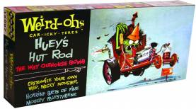 Weird-Ohs Model: Huey's Hut Rod Way Outhouse Bomb
