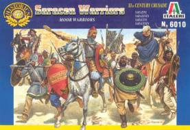 Medieval Moors and Saracens of the 11th Century