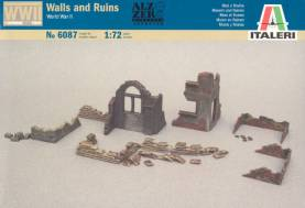 WWII Accessories & Ruins