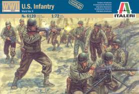 WWII US Infantry (Reissue)