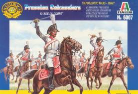 Napoleonic Prussian Cuirassiers- 2012 Reissue
