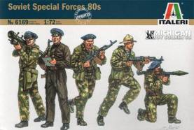 Modern Soviet Special Forces 80s