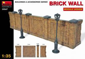 Brick Wall, Module Design