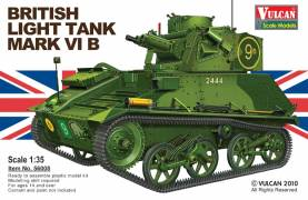 British Mk VI B Light Tank