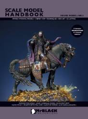 Mr. Black Scale Model Handbook Figure Modeling 6