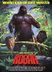Monster of the Movie: Kogar The Mighty