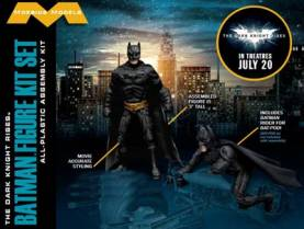 Batman the Dark Knight: Figure Set