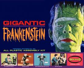 Gigantic Frankenstein-aka Big Frankie