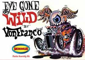 Von Franco's Eye Gone Wild Custom Vehicle