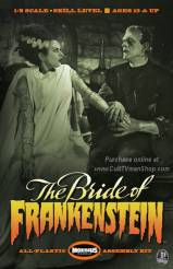 The Bride & Frankenstein - Classic Movie Version